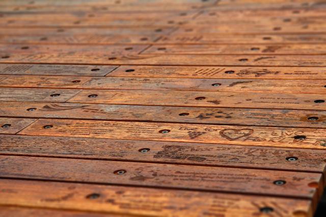 madeira ponte melhor
