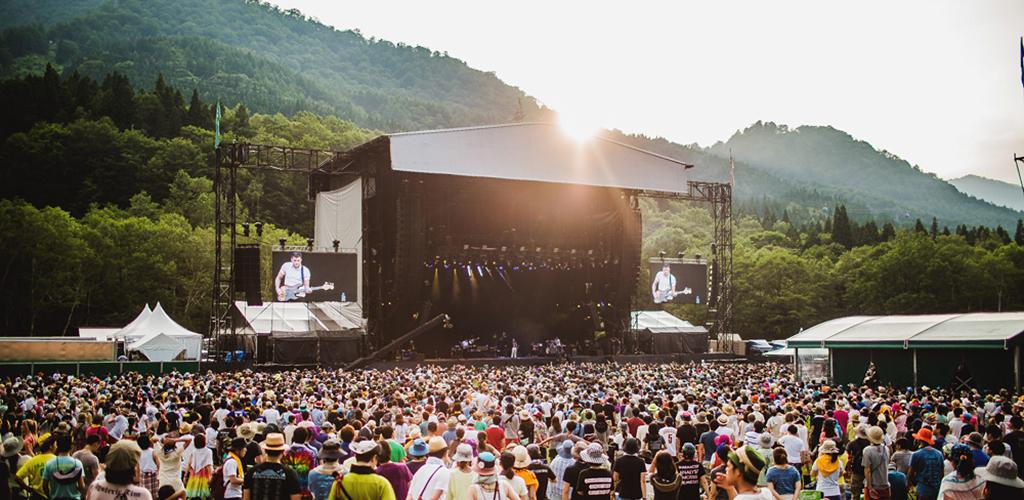 Fuji Rock: o Festival de Música no Auge do Verão Japonês – Parte 2