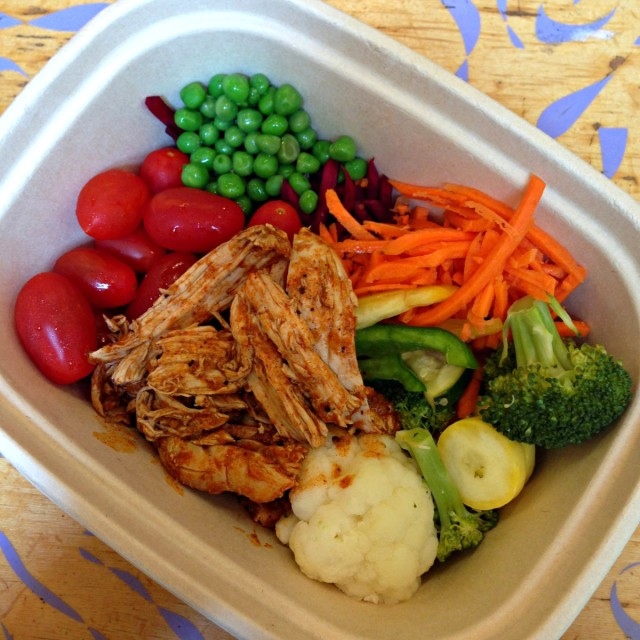 Legumes e proteína leve como frango são boas dicas de comida para antes do festival