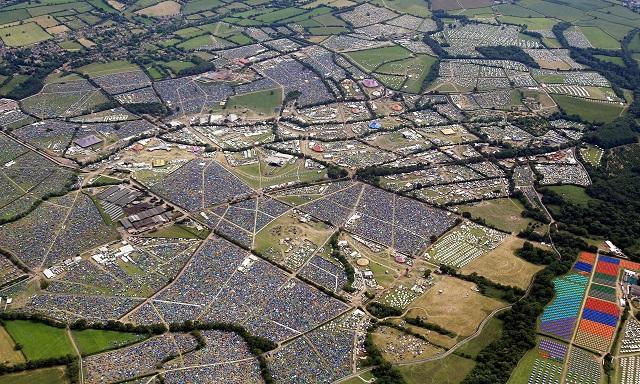 Eyewitness: Glastonbury, Somerset