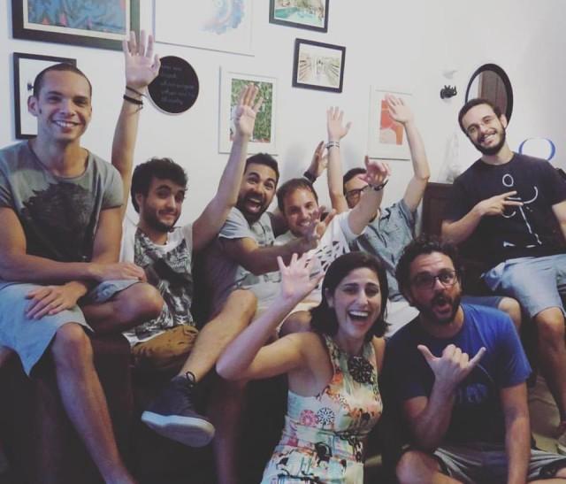 O crew oficial do Blog Pulso