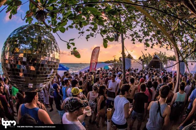BPM beach club