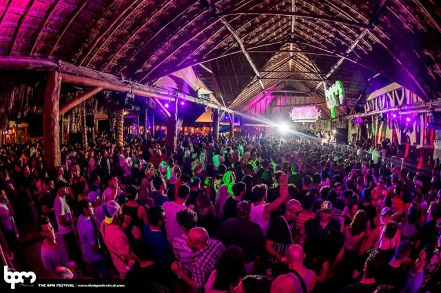 BPM beach club noite