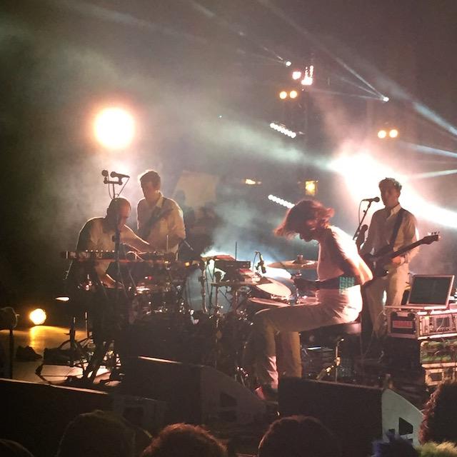 Caribou Live (Foto Divulgação)