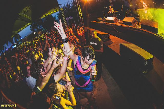 Meca Festival Porto Alegre. Foto: I Hate Flash