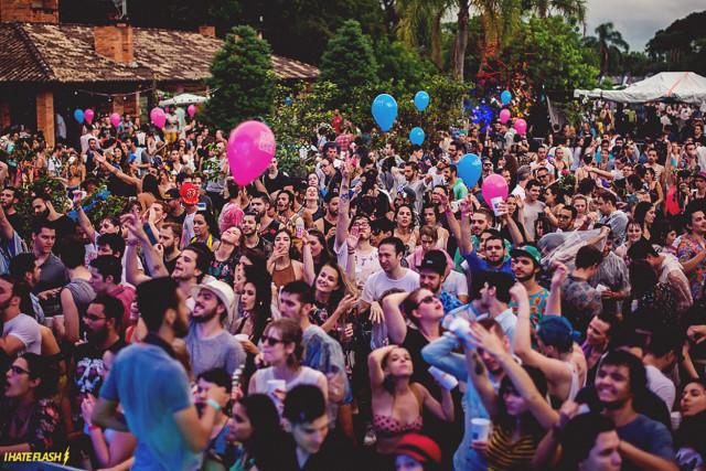 Meca Festival em RS. Foto: I Hate Flash