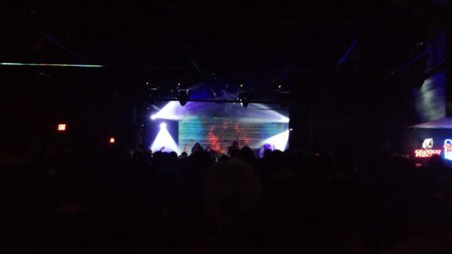 Show Uncle Acid & The Deadbeats. Créditos: The Miguelitos.