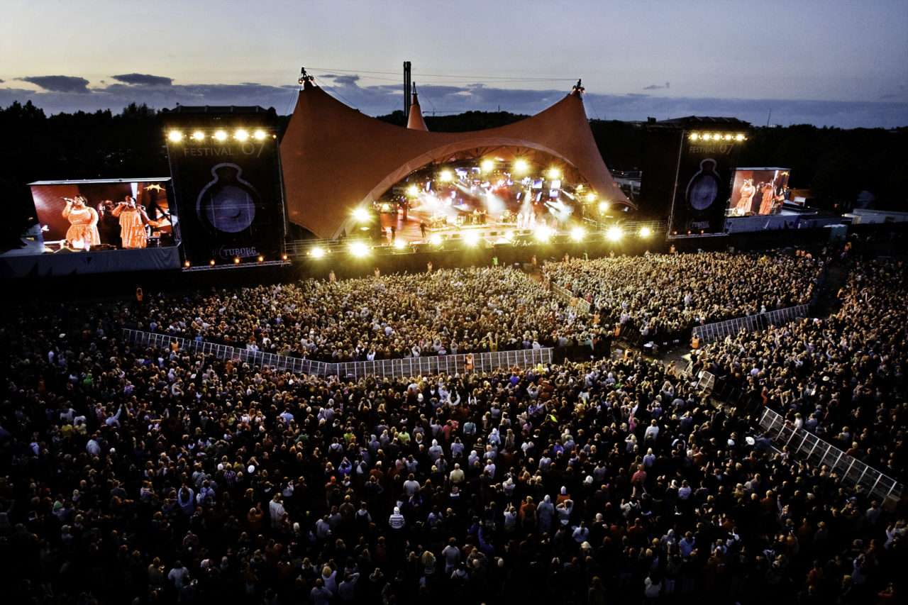 Festivais destino - Roskilde