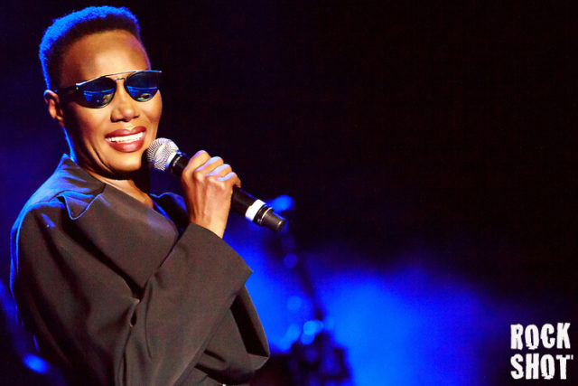 Grace Jones, headliner do A Love Supreme em 2016