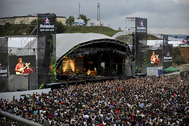 Heineken Stage no Primavera Sound
