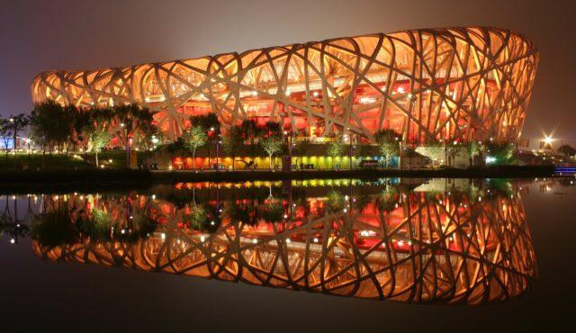 Estádio Ninho, Pequim