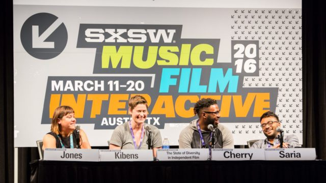 """The State of Diversity in Independent Film"" Painel / SXSW 2016."