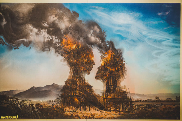 I Hate Flash! / Burning Man 2015