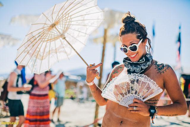 I Hate Flash! / Burning Man 2014