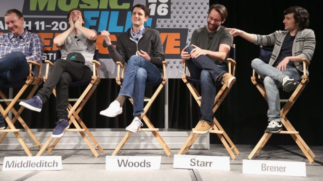 """Silicon Valley: Making the World a Better Place"" Painel / SXSW 2016"