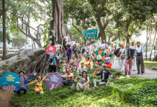 Meu Primeiro Festival. Foto: Renato Mangolin