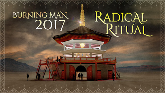 Tema 2017 do Burning Man