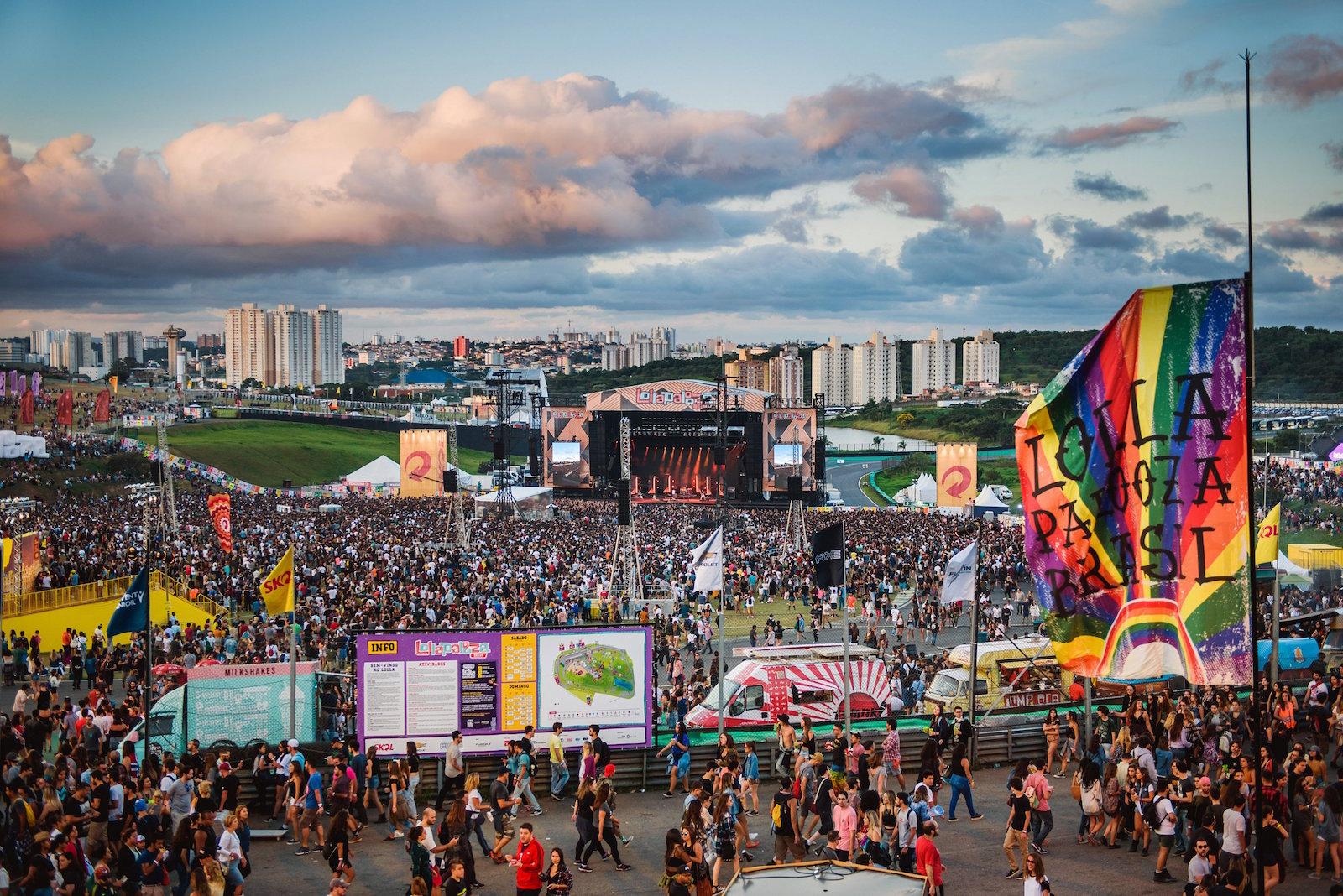 Lollapalooza 2017 Foto: Ariel Martini