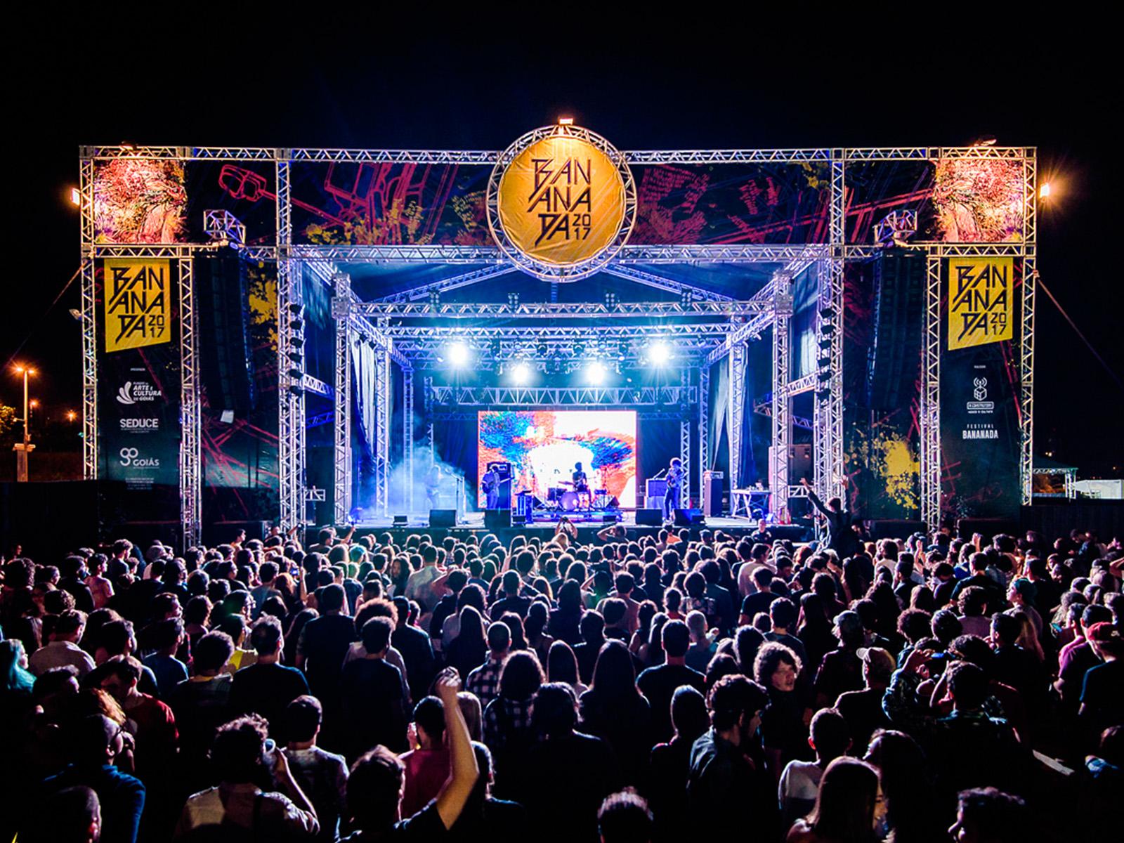 Review Festival Bananada – Um Festivalzão de Música Independente na Terra do Pequi e do Sertanejo