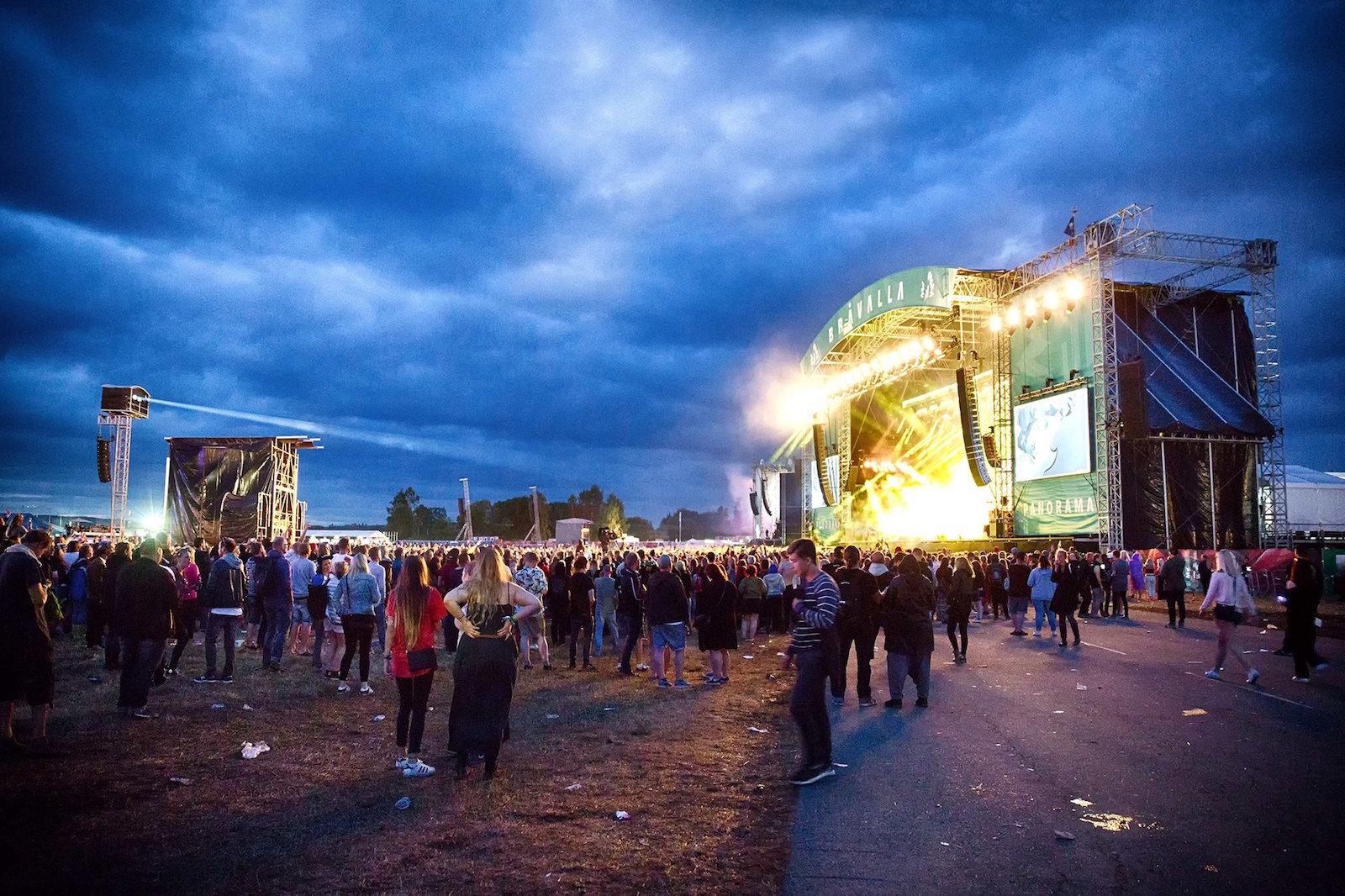 Estupros e Assédios Cancelam O Maior Festival da Suécia