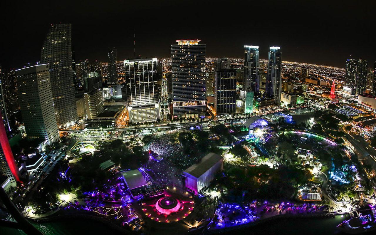 Festivais destino - Ultra Music Festival