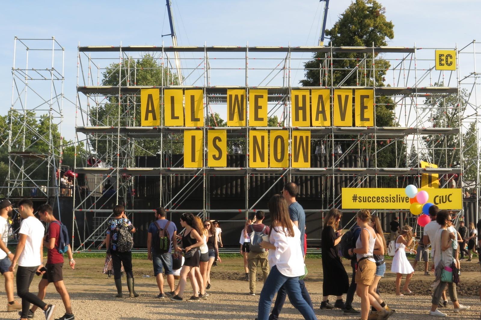 Estudo mostra que a maioria dos fãs de música acha que marcas podem melhorar a experiência de shows e festivais