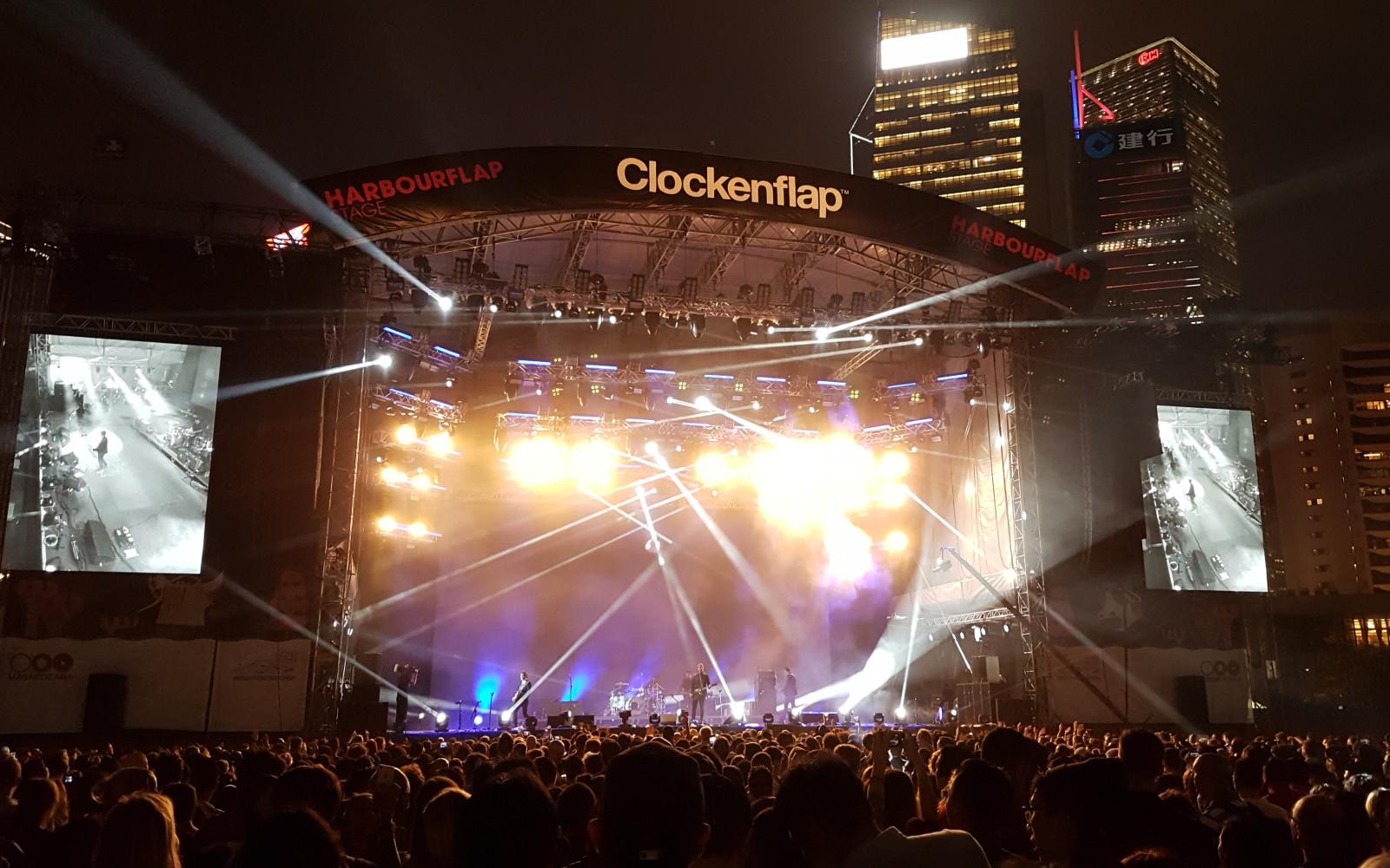 Review Clockenflap 2018: um festival na INSANA Hong Kong!