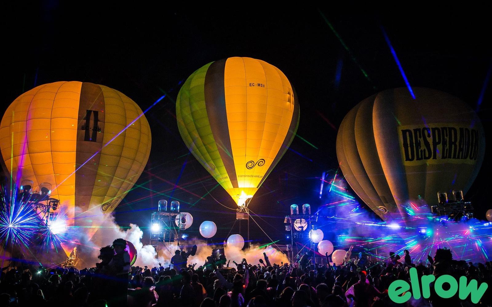 SkyFest: ativação da Desperados faz DJs literalmente tocarem no céu