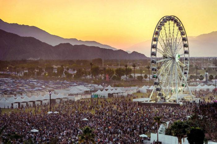 Festivais destino - Coachella