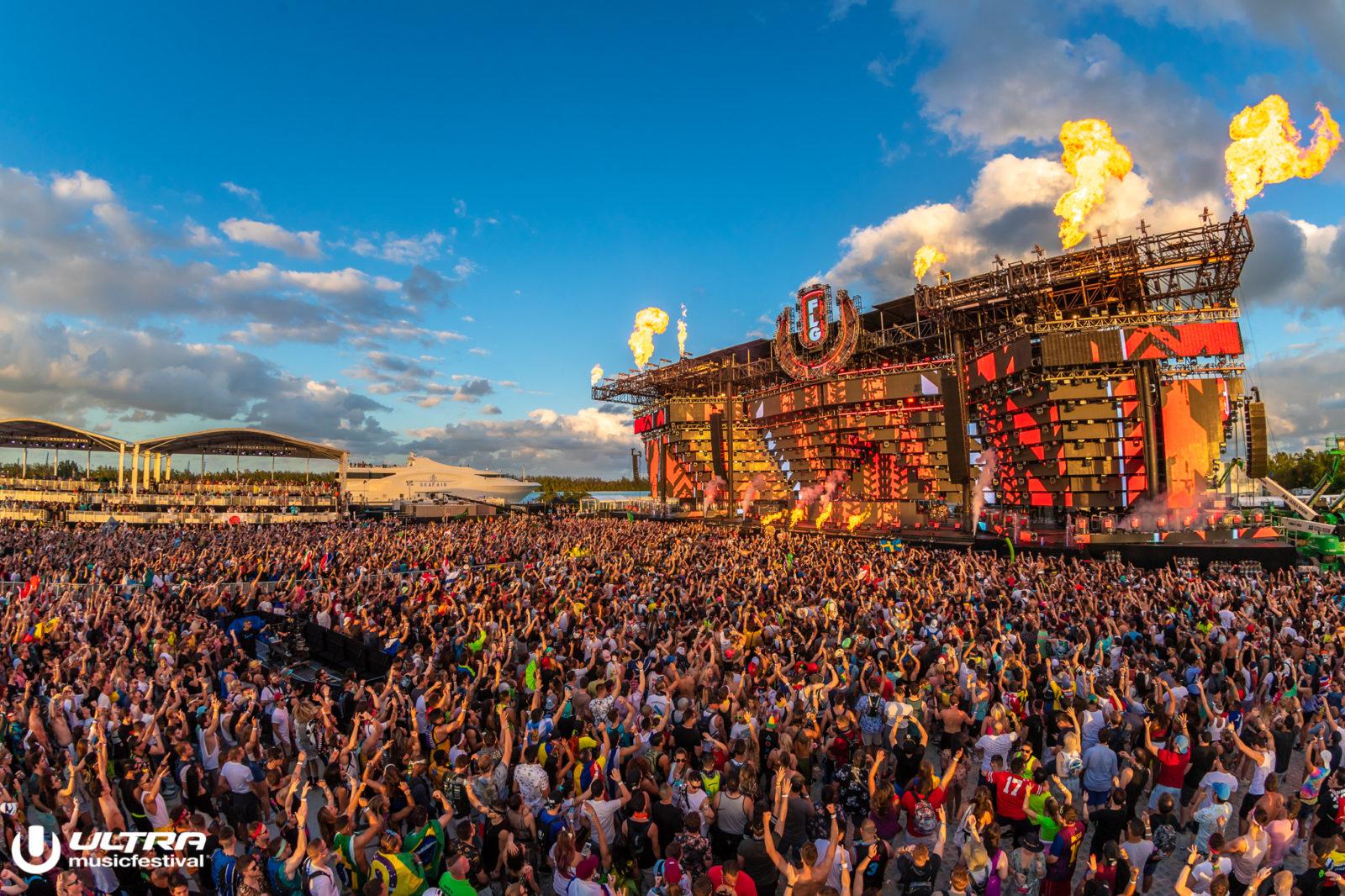 Se a primeira impressão é a que fica, o Ultra Music Festival não cumpriu a missão esse ano!