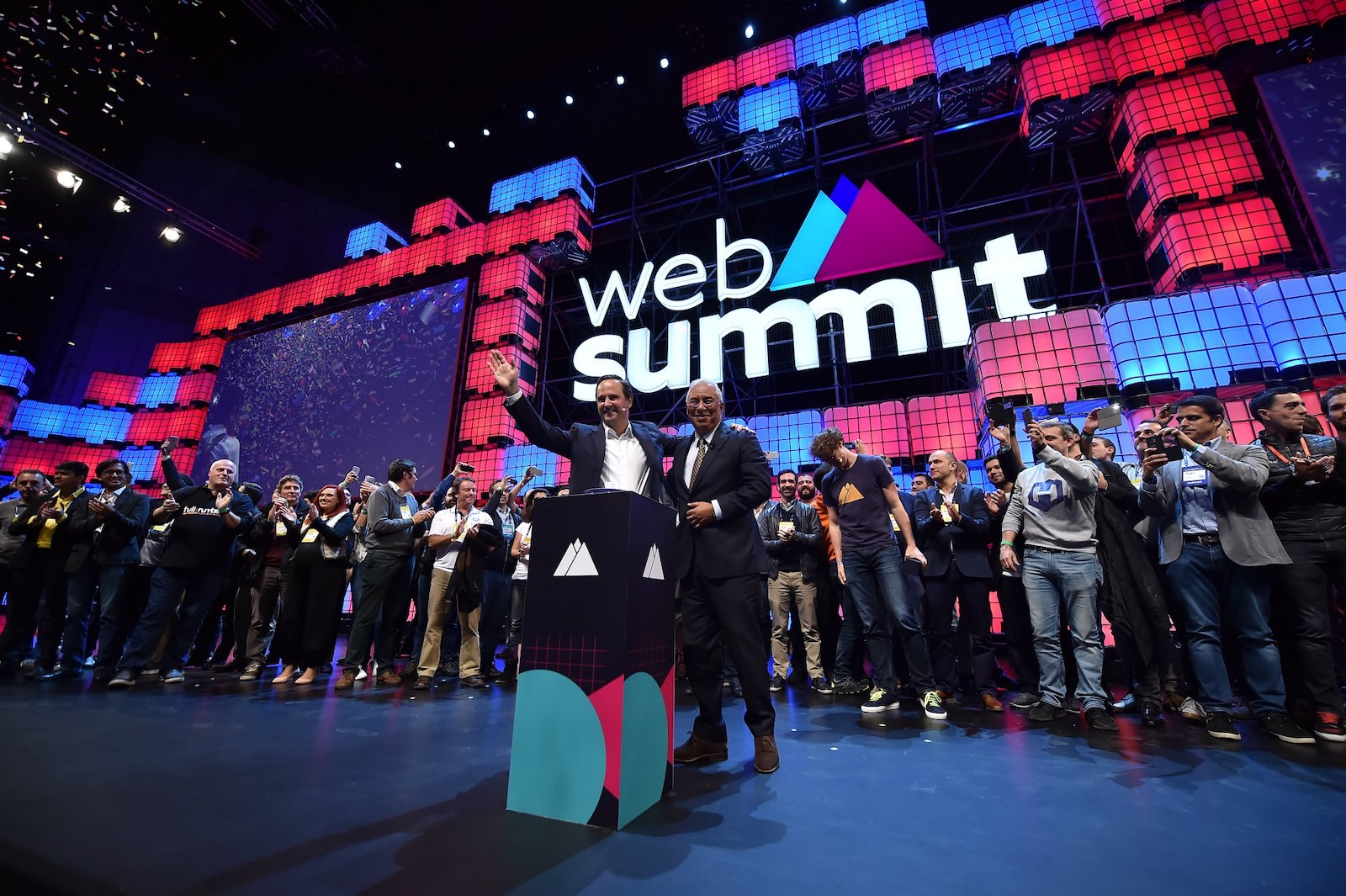 Web Summit Lisboa anuncia 200 primeiros palestrantes