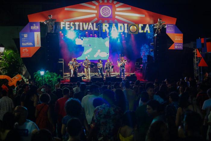 Festival Radioca - Edital Natura Musical