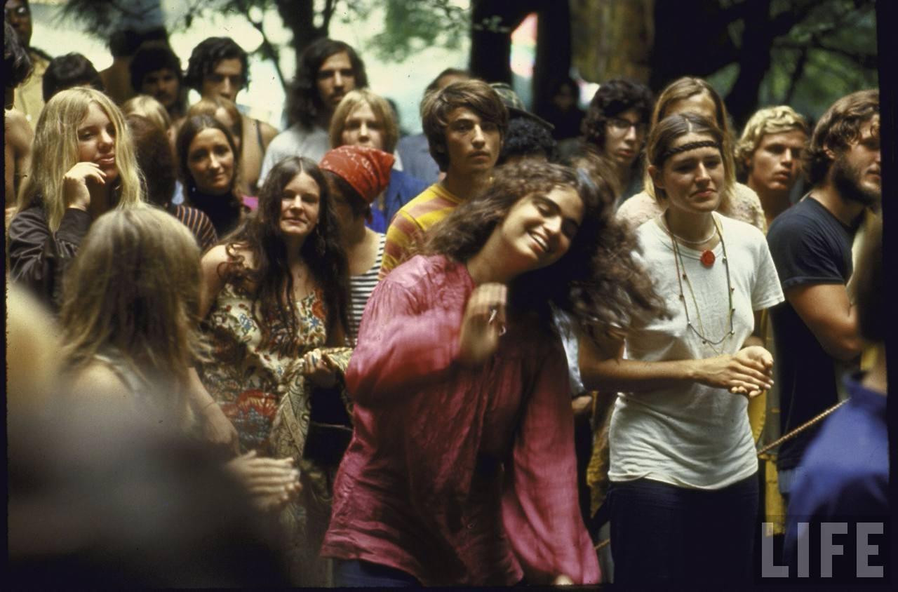 A gente precisa de  uma nova edição do Woodstock?