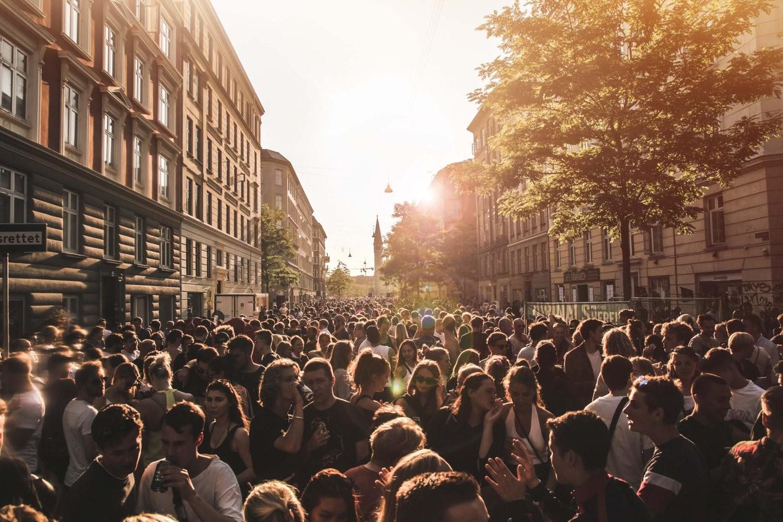 Distortion Copenhagen, festival que ocupa a cidade