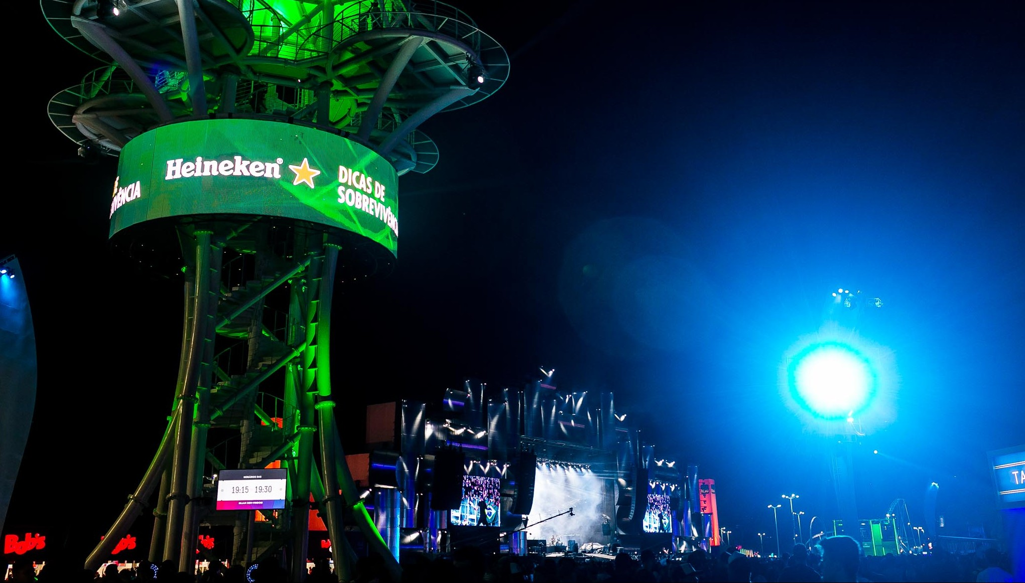 Heineken no Rock in Rio