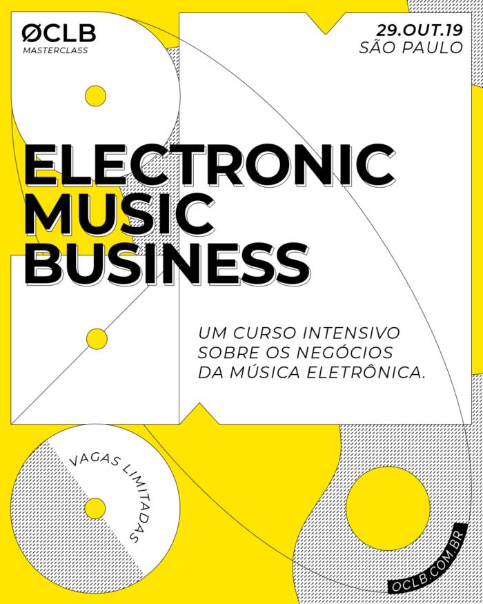OCLB Masterclass - Electronic Music Business