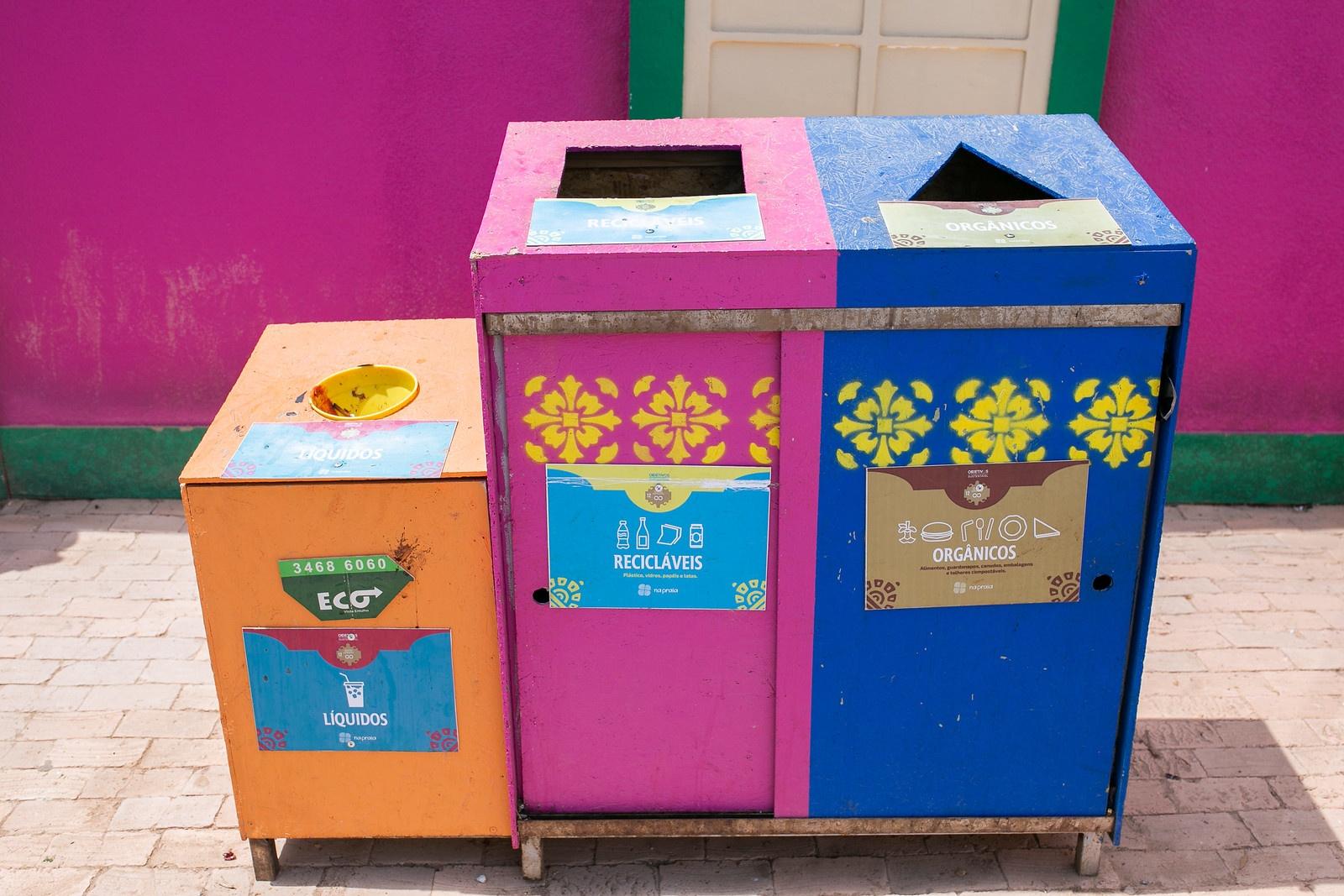 O que megaeventos nos ensinam sobre Lixo Zero