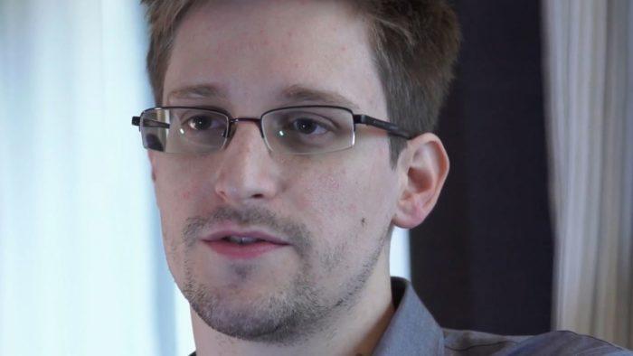Edward Snowden Web Summit 2019