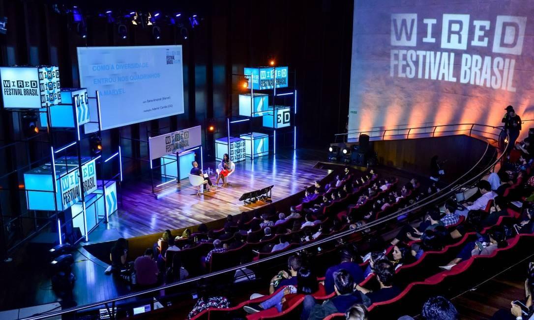 Review: Wired Festival Brasil  foca em conteúdo e debate o presente para moldar o futuro